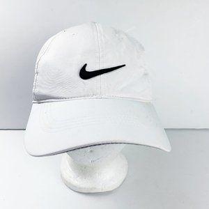 Nike Golf White Adjustable Hat